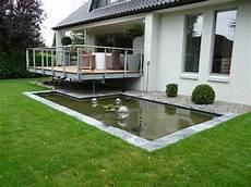 moderne teichanlage gartenteiche pinterest