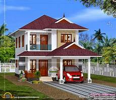 small house plans in kerala clean box type house exterior keralahousedesigns