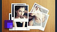 Polaroid Photo Montage Collage Effect In Photoshop Cc