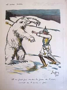 1915 L Ours Russe 171 Il Ne Faut Pas Vendre La Peau De L