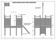 build your own cubby house plans fort knox cubby play house build with your children