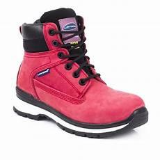 Sicherheitsstiefel S3 Damen - lavoro michele s3 water resistant pink nubuck leather