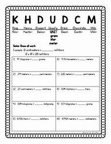 measurement conversion worksheets grade 5 1403 5th grade metric conversion worksheets by s learning shop tpt