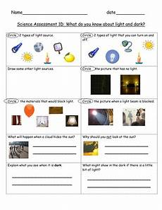 science worksheets for grade 2 light and 12098 light and child friendly assessment 2nd grade worksheets 1st grade science science