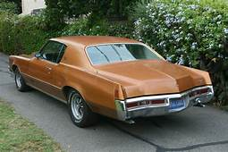 All American Classic Cars 1972 Pontiac Grand Prix 2 Door
