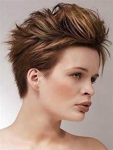 9 latest short funky hairstyles for women 2018 styles at life