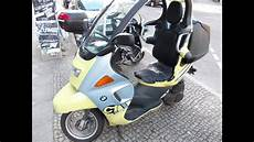Bmw C1 Scooter With Roof