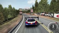 jeux de voiture rally test de dirt rally sur ps4 par jeuxvideo
