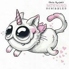 Malvorlagen Unicorn Panda Unicorn Cat Monsters Drawings Drawings