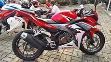 Modifikasi Spakbor Belakang Cbr150r by Honda All New Cbr150r 2016 Spatbor Belakang