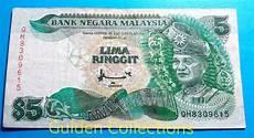 jual beli uang kuno 5 ringgit malaysia lama koleksi