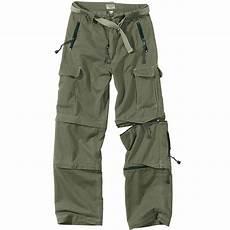 surplus trekking zip combat mens trousers fishing