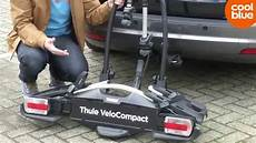 thule velocompact fietsdrager productvideo nl be
