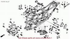 87 honda atv 250 wiring schematic honda trx250r fourtrax 250r 1986 g usa frame 86 87 schematic partsfiche