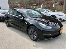 tesla model 3 black model 3 2018 black 8cc54 only used tesla