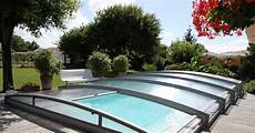 azenco abri piscine abri de piscine t 233 lescopique cintr 233 azenco