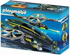 Playmobil Ausmalbilder Top Agents Playmobil 5287 Mega Masters Razorcopter Top Agents 2 Za