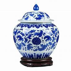 China Porzellan Antik - classical china blue and white jars antique porcelain