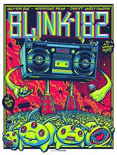 blink 182 411posters