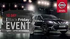 Nissan Black Friday Event Macklin Motors