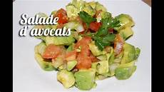 Recette Salade D Avocat