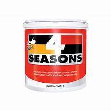 4 seasons acrylic emulsion matt product details