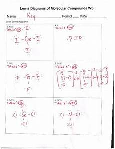 lewis dot structure worksheet by chem queen teachers pay