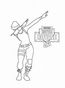 n coloring page fortnite fortnite