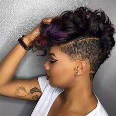 popular short black hairstyles 2017 hairstylesco