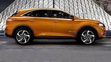 ds 7 citroen citroen ds7 crossback model vehicle specifications