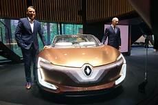 Renault Symbioz La Voiture 224 Vivre Du Salon De Francfort