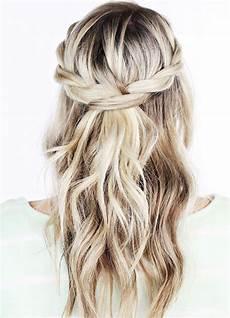 5 minute hairstyles for medium length hair in 2019 wedding hair down hair lengths easy