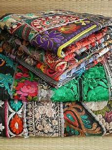 tagesdecke selber machen kali shiva wandbehang tuch deko thangka orient hippie goa