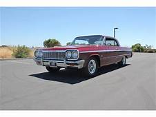 1964 Chevrolet Impala For Sale On ClassicCarscom  70