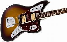 fender jaguar kurt cobain jaguar 174 electric guitars