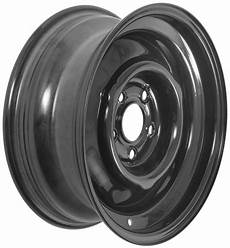 dexstar conventional steel wheel with offset 15 quot x 6