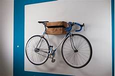 fahrrad wandhalterung selber bauen anleitung fotos