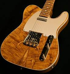 5 Best Telecasters Guitars With Maple Tops Hubpages