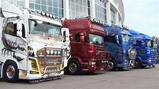 truck show truck motors tallinn truck show 2016