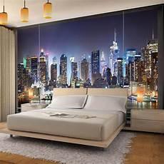 Vlies Fototapete Fenster Nach New York Dekodealz De