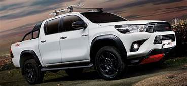 2019/2020 Toyota Hilux USA  No Its Not New Tacoma DemotiX