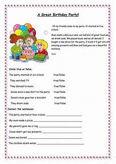my birthday printable worksheets 20257 a great birthday worksheet free esl printable worksheets made by teachers