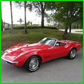 Cars  1968 Chevrolet Corvette Stingray Convertible 427
