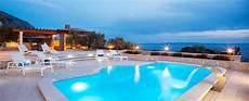 feriehus kroatia med basseng