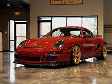This Custom Porsche Cayman Is One Of The Best Weve Ever