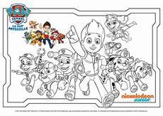 Paw Patrol Nickelodeon Malvorlagen Ausmalbilder Paw Patrol Kostenlos Ausmalbilder Fur Euch
