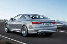 all new 2018 audi a5 s5 coupe goes lighter sharper