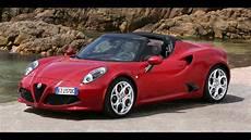 Alfa Romeo 4c Spider Un Cabriolet Sportif 224 L 233 Tat