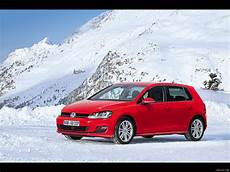 2014 Vw Golf 7 Vii 2 0 Tdi 4motion In Snow Front