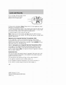 motor repair manual 2008 ford taurus x user handbook 2008 ford taurus x problems online manuals and repair information